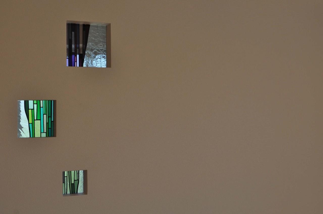m邸-リビングルームステンドグラス-明石-2