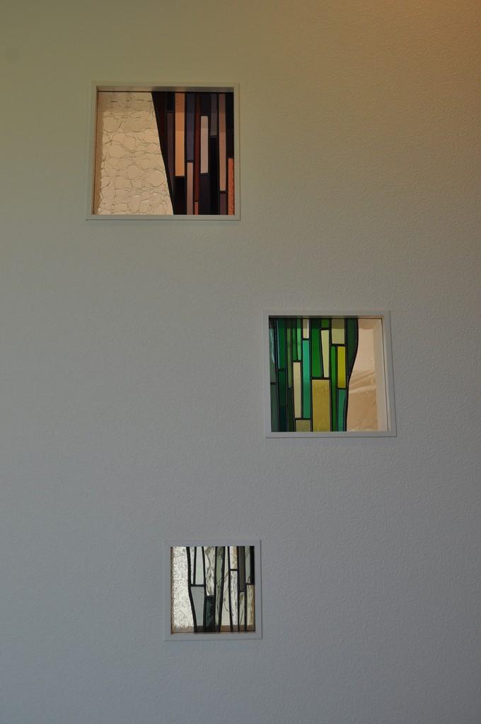 m邸-リビングルームステンドグラス-明石-3