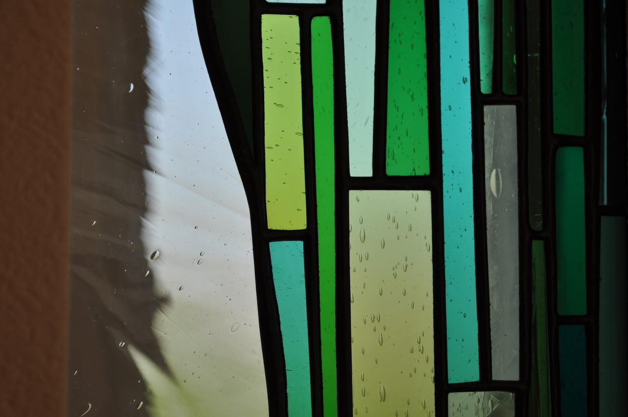 m邸-リビングルームステンドグラス-明石-8