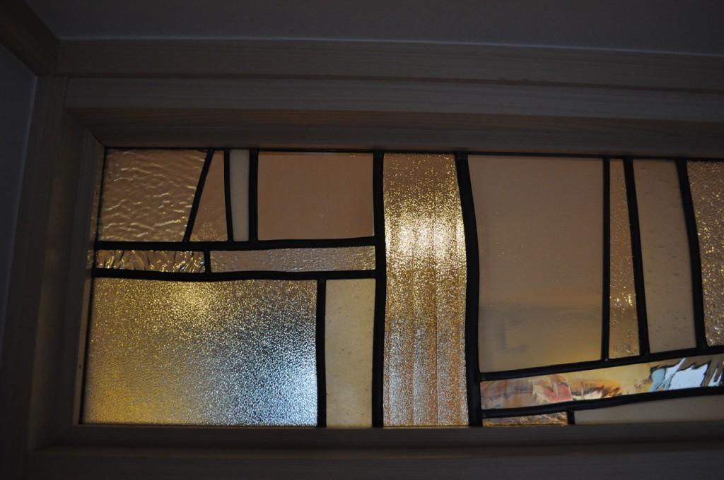 m邸-和室欄間ステンドグラス-京都-7