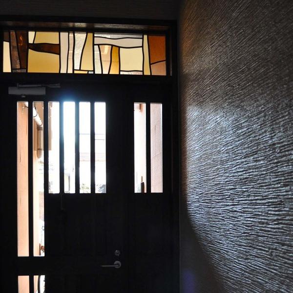 京都G邸 玄関アプローチ