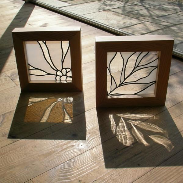 atelier mado 山崎まどか ステンドグラス作品