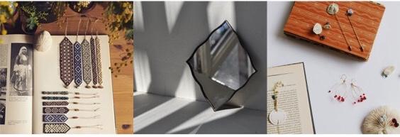 sunny event atelier mado 手鏡