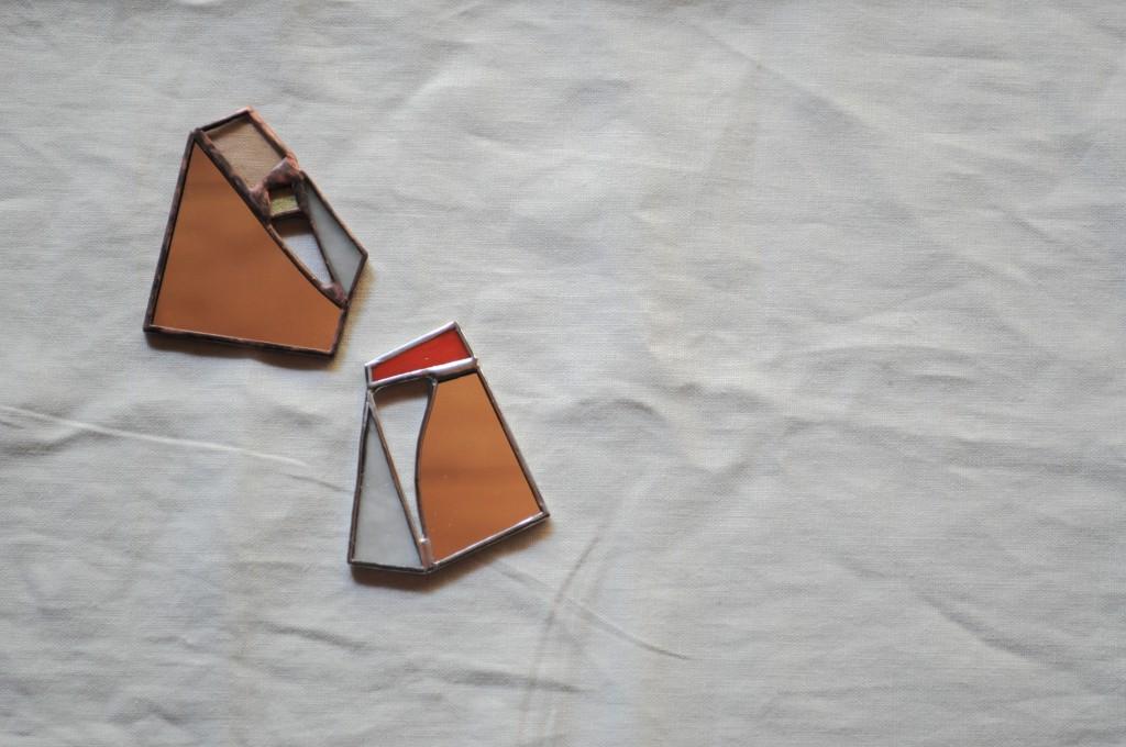 atelier mado 山崎まどか  ワークショップ 手鏡