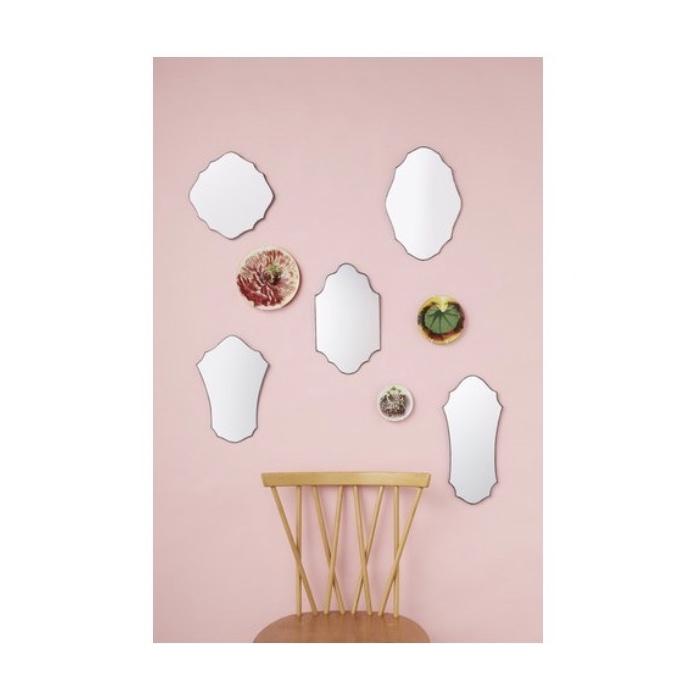 atelier mado 神戸 ステンドグラス 壁鏡 ウォールミラー wall mirror  vogue japan
