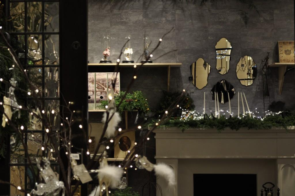 atelier mado 神戸 ステンドグラス 壁鏡 フランジュール 阪急うめだ noel POPUP  クリスマス