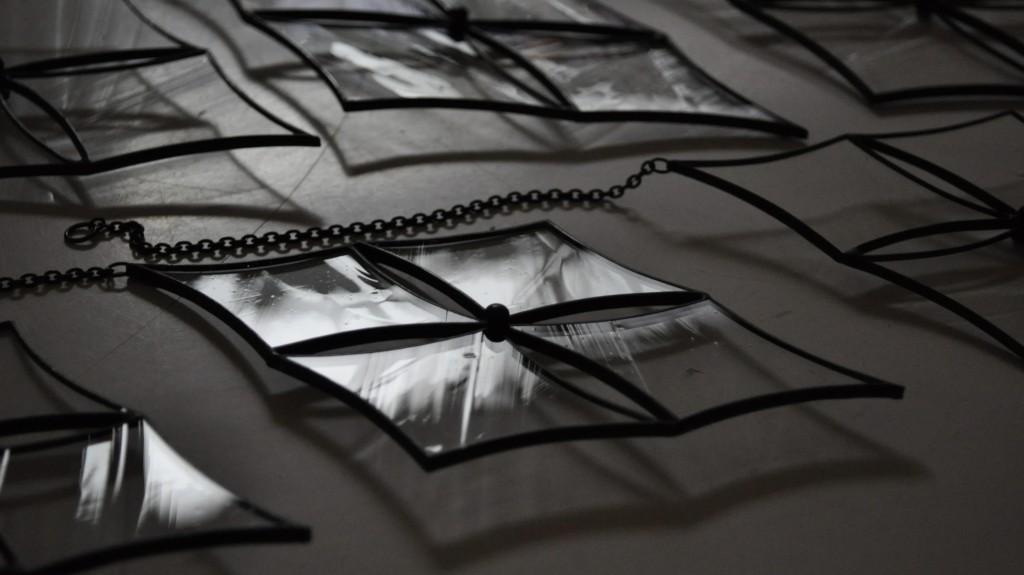 atelier mado 神戸 ステンドグラス アンティークガラス オーナメント ornament